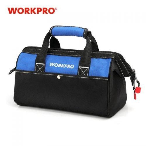 WORKPRO Tool Hand Bag Electrician Bag Tool Organizers Waterproof Tool Storage Bag