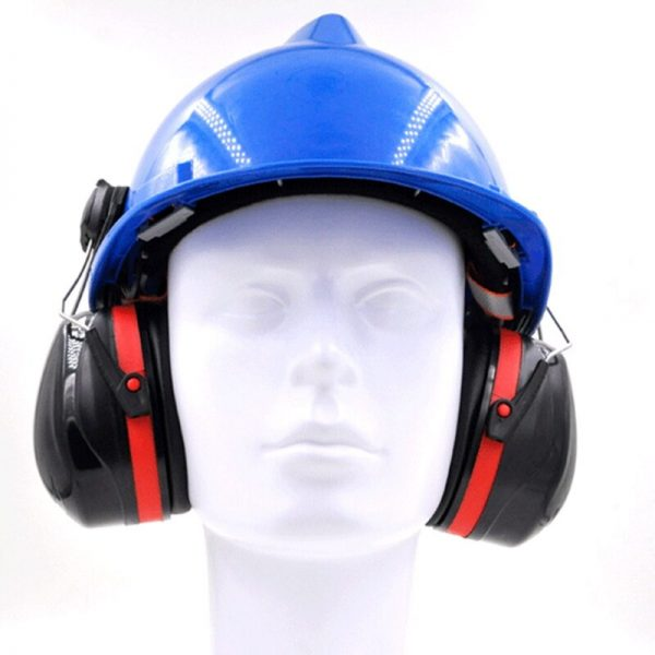 ANPWOO Ear Muffs Ear Protector Industry Anti Noise Hearing Protection Sound Proof Earmuff Use on Helmet