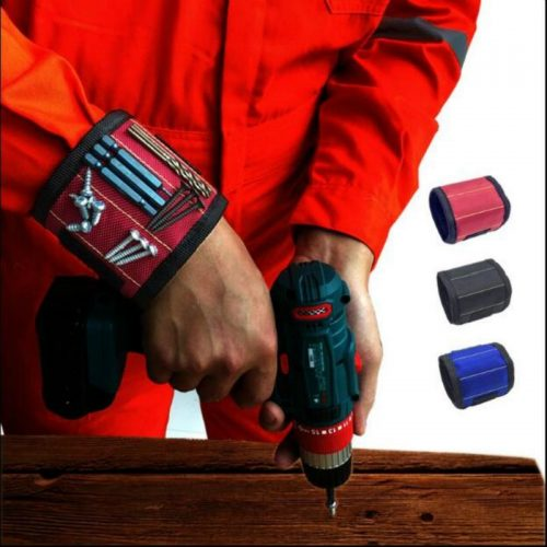 Magnet Electrician Wrist Tool Belt
