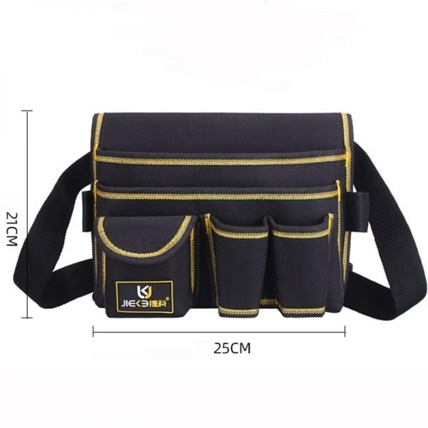 Multi Function Tools Bag Belt Bag Pouch Electrician Tools Organizer Waist