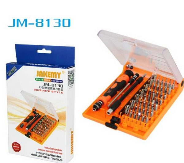 8 sets to choose from Multifunctional precision screwdriver set Household tools kit hand tools set box For mobile phone repair