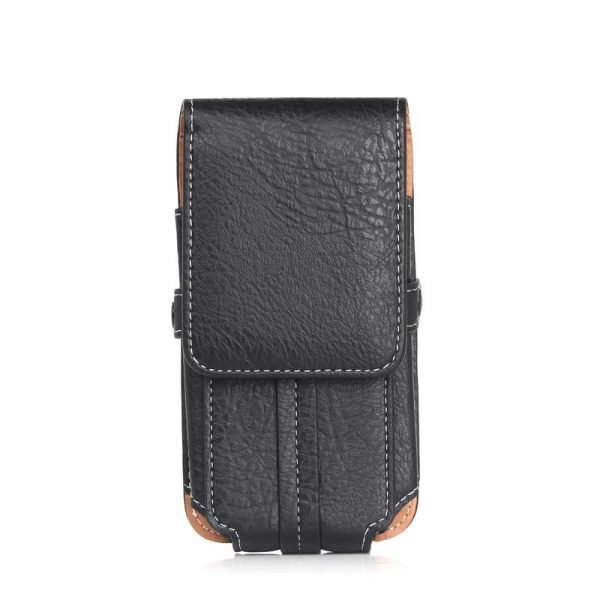 JINSERTA For Philips Xenium E570 Case Cover Luxury PU leather Anti-knock Belt Flip Smart Phone Cases Mobile Phone Pouch Bag