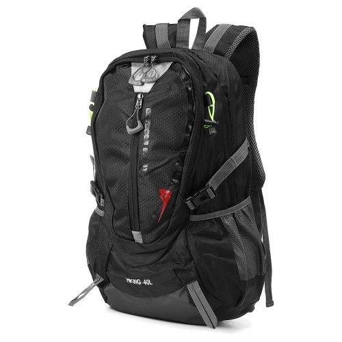Xmund XD-DY6 40L Waterproof Nylon Backpack Sports Travel Hiking Climbing Camping Bag Mountaineering Cycling Men Women Unisex Rucksack